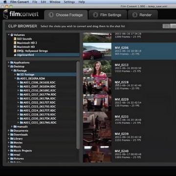 Tutorials - FilmConvert