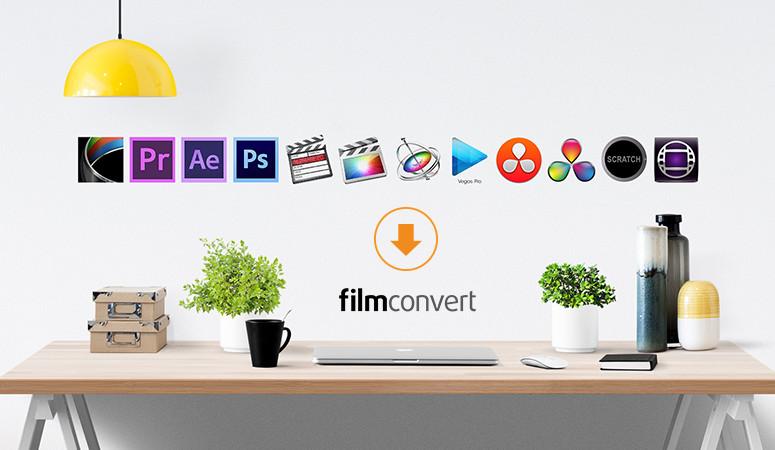 Buy FilmConvert - FilmConvert