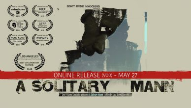 A Solitary Mann poster image