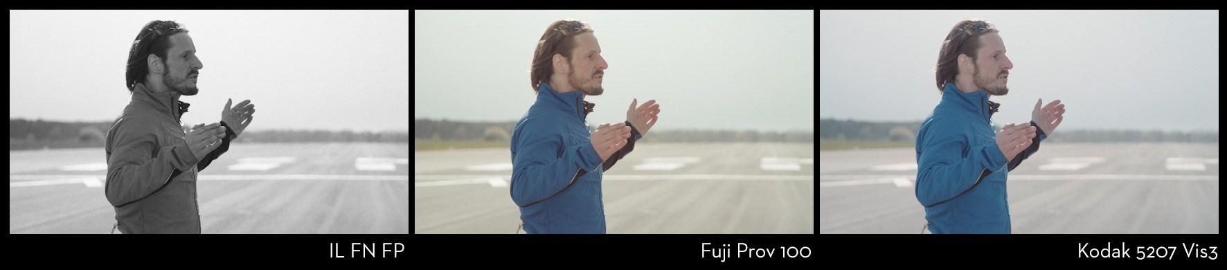 Creating a real film look with FilmConvert - Jonny Elwyn