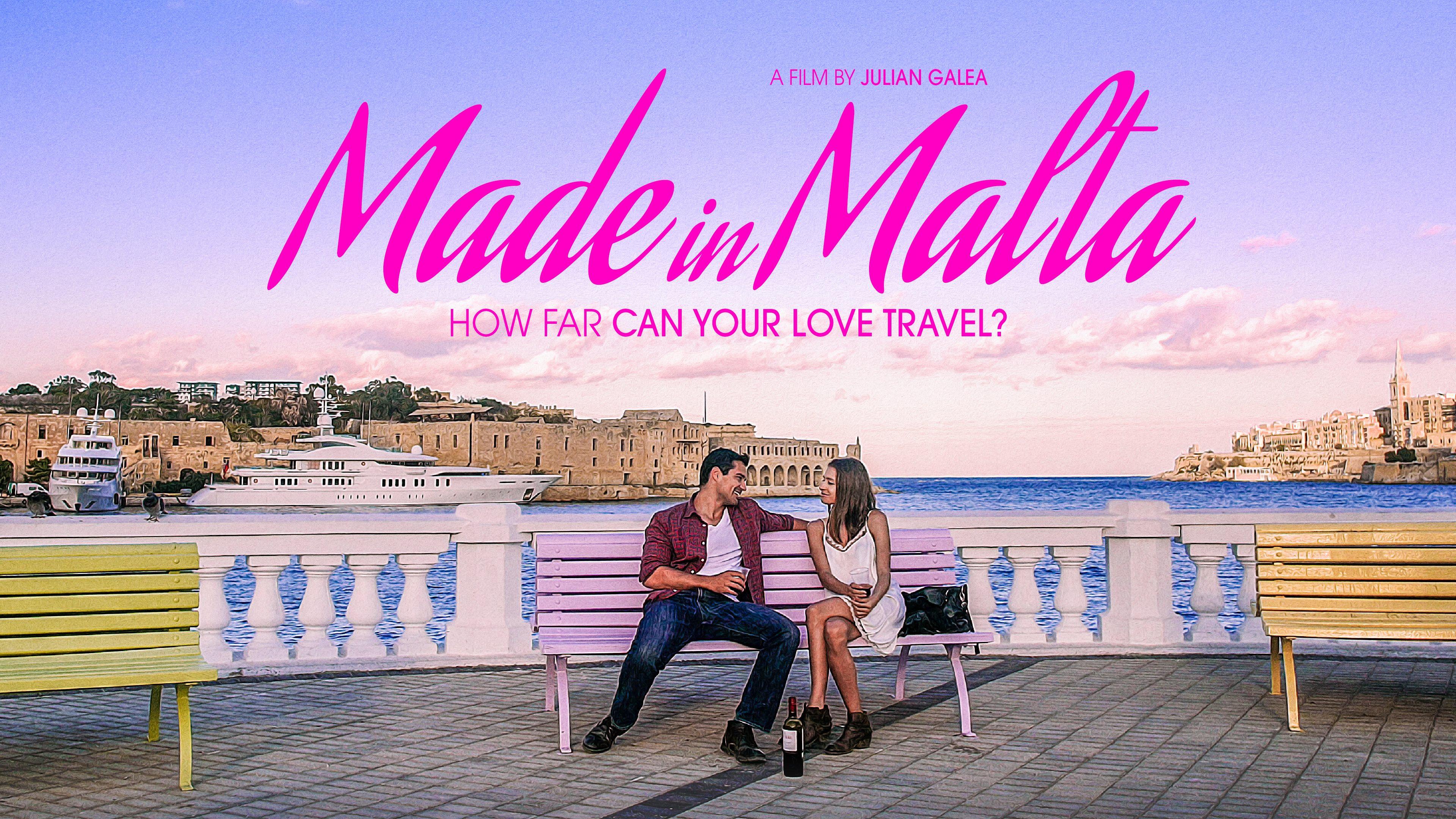 Made in Malta - feature film